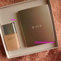 RMKはたまにファンデーションのミニサイズを売るので標準色ならおすすめ